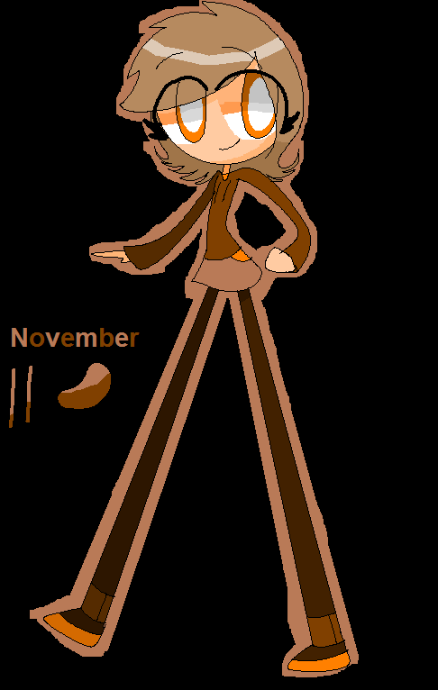 November by HooeySmarts333