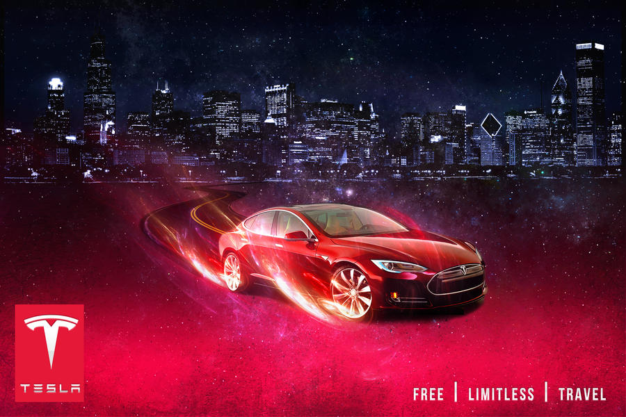 Pubg By Sodano On Deviantart: Tesla Motors By KaySterling On DeviantArt