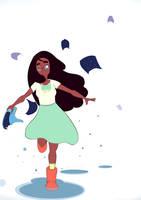 Connie- Steven Universe by HopefulAntique
