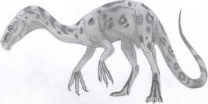 Incisivosaurus gauthieri by InkHyaena
