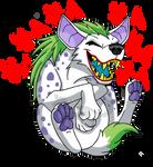 Laugh Like a Hyena by InkHyaena