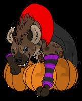 Happy Halloween! by InkHyaena