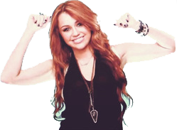 miley cyrus png by angievanessa