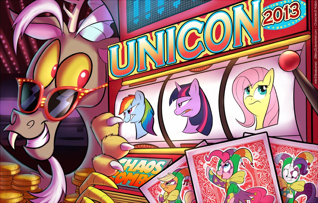 Casino Chaos by Littleivy25