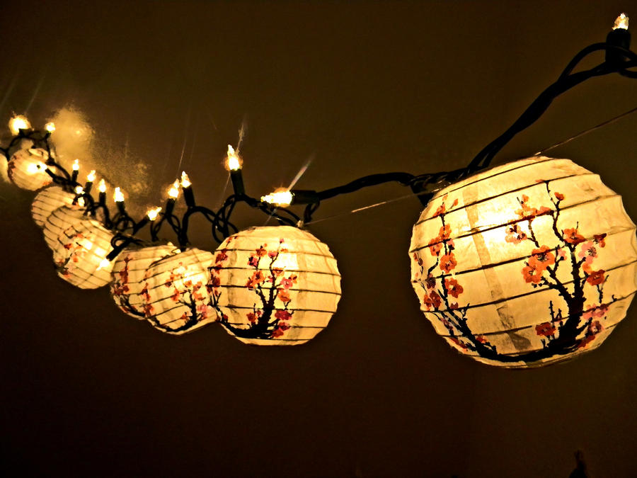 Christmas lanterns by SincerelyJulia