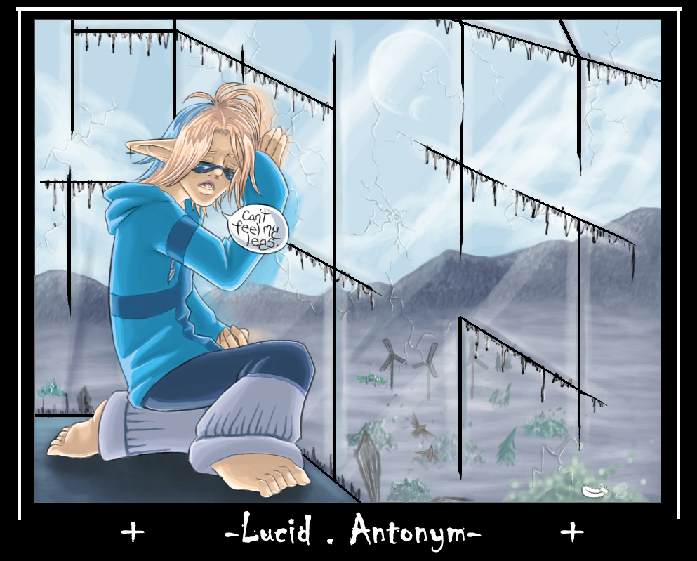 Lucid   Antonym- + by Manamaraya on DeviantArt