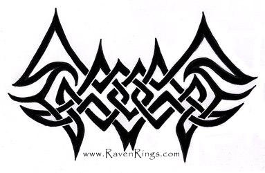 Tribal Knotwork by ArmouredRaven