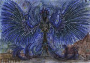 Great God-Raven