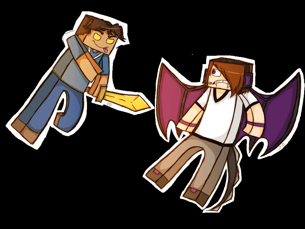 Skybrine and Enderlox? by 1WebRainbowe1