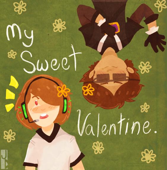 Valentine by 1WebRainbowe1