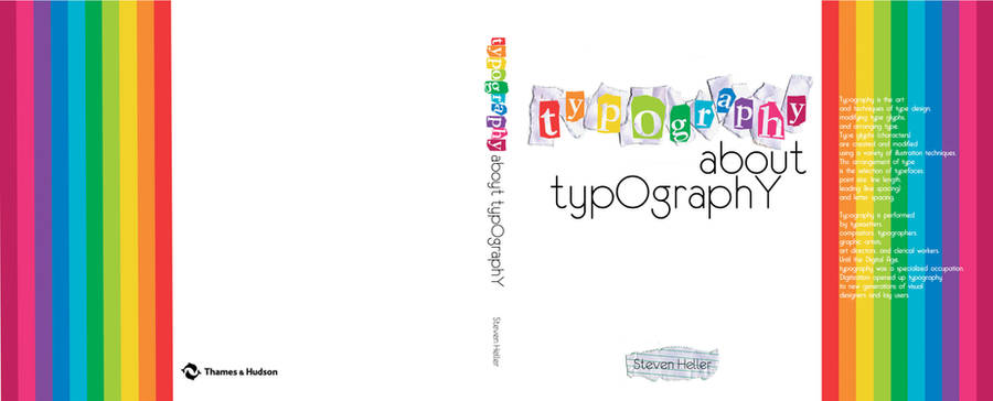 Typography white by tbubicans