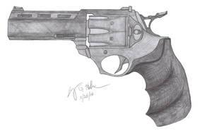 Six-Shooter by CzechBiohazard