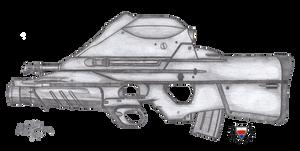 FN F2000 by CzechBiohazard