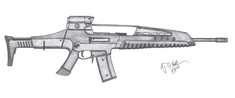 XM8 by CzechBiohazard ...