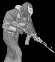 Czech Soldier 5 by CzechBiohazard