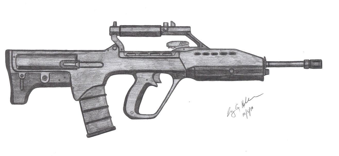 SAR-21 by CzechBiohazard