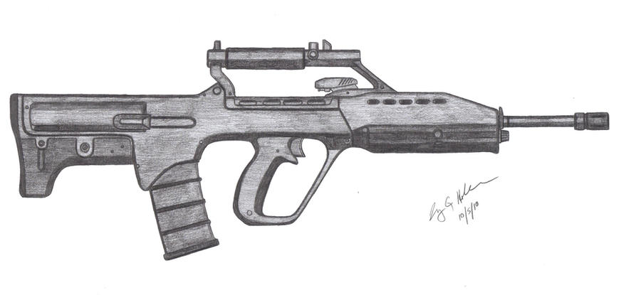 SAR-21 by CzechBiohazard