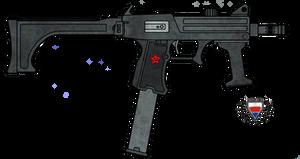 Fictional Firearm: HC-108 Mk III Submachine Gun by CzechBiohazard
