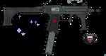 Fictional Firearm: HC-108 Mk III Submachine Gun