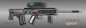 Fictional Firearm: HC-SR24E Sniper Rifle [Draken]