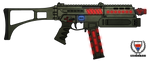 Fictional Firearm: Plasma SMG HC-400 by CzechBiohazard