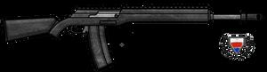 Fictional Firearm: HC-307 Battle Rifle