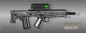 Fictional Firearm: HC-AR24C [Drake] Assault Rifle