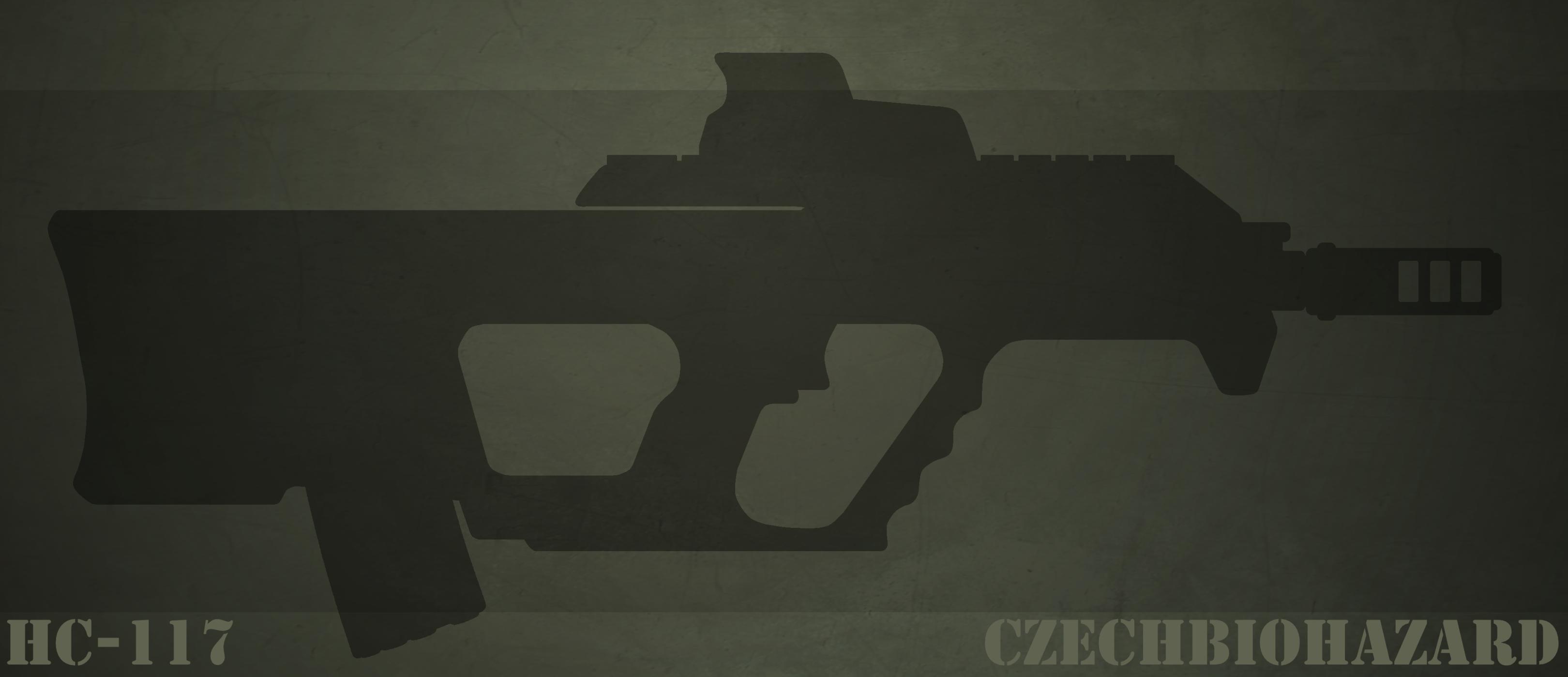 HC-117 Wallpaper by CzechBiohazard