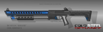 Fictional Firearm: HC-ST12C [Killer] Shotgun by CzechBiohazard