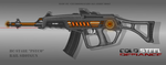 Fictional Firearm: HC-ST48E [Psyco] Shotgun by CzechBiohazard