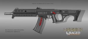 Fictional Firearm: HC ST2020A (Devastator) Shotgun