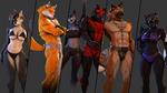 Wolves Models Release (SFM)