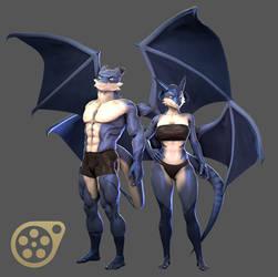 Dragons Release! (SFM) by petruz3D