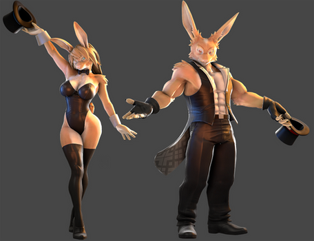 Magic rabbits