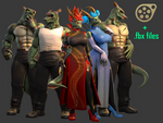 Dragon Clan Release! (SFM and source files)