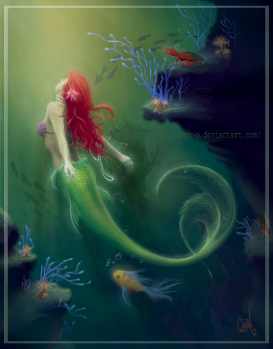 + The Little Mermaid + by o-LilSweets-o on DeviantArt