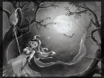 + Night + by Claire-Sinturel