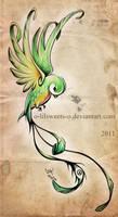 Quetzal inspiration