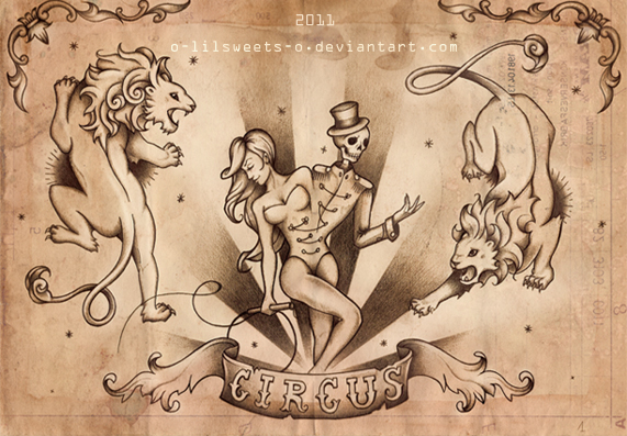 Circus! by o-LilSweets-o