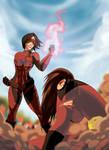 Red Olympian vs Mistress Menace