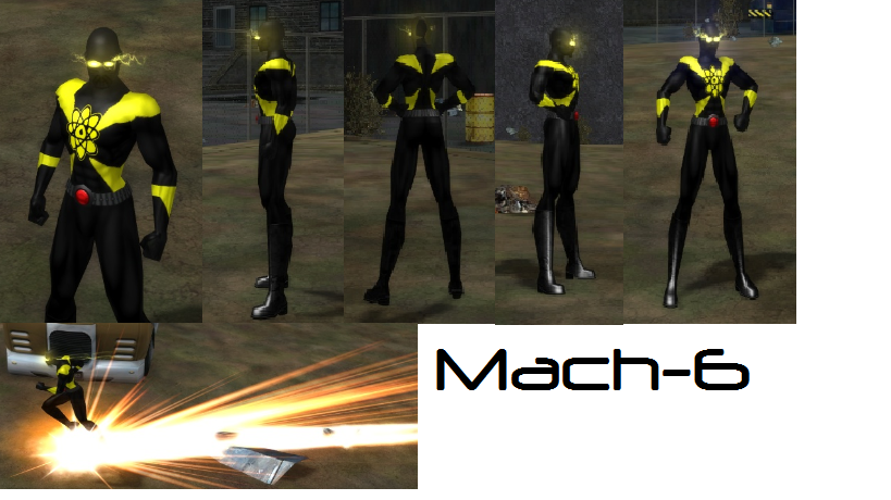 Mach-6 Reference by ScottyFreefall