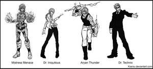 Villain Team Part 1