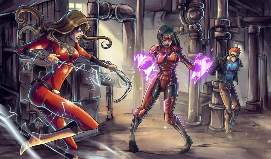 Battle Royale: Rematch by ScottyFreefall