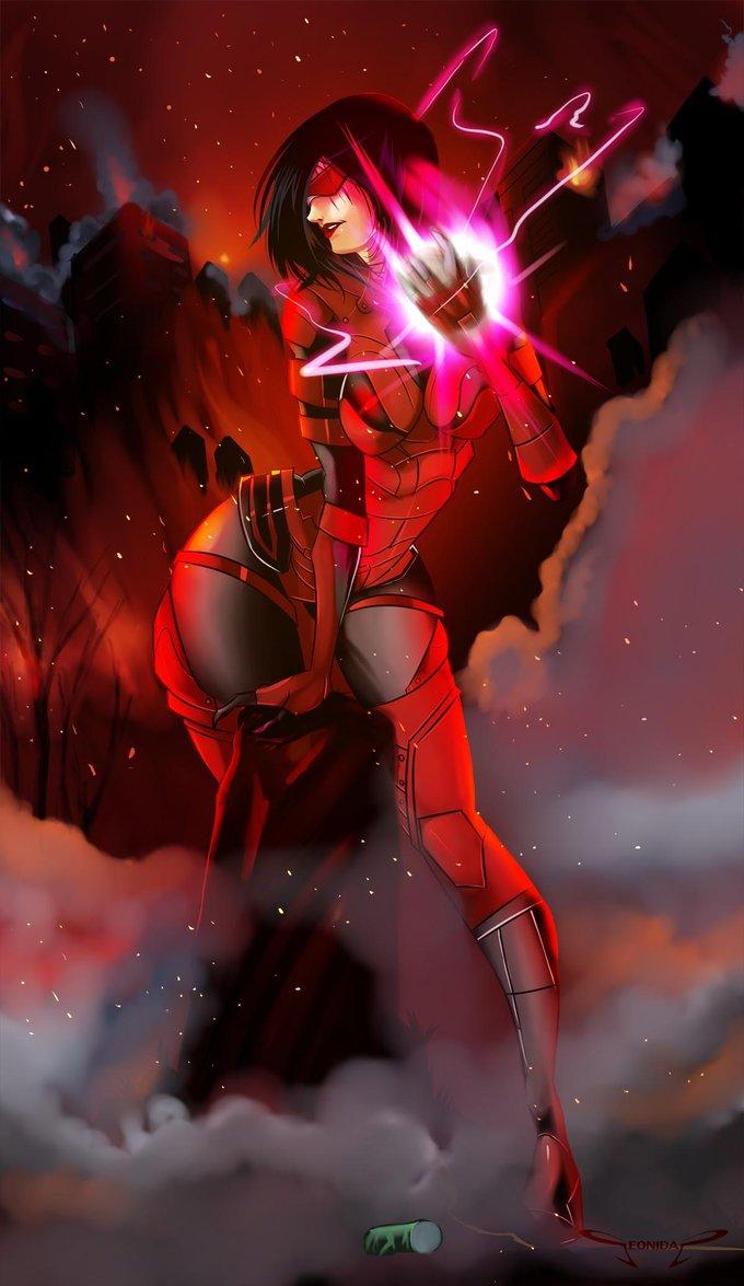 Mistress Menace Vengance by Freefall42