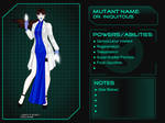 Doctor Iniquitous Alt Costume