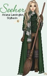 Miss Hogwarts round II
