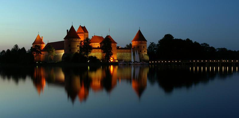 Trakai Castle by aaaaaight