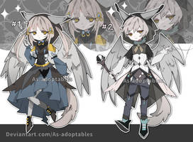 magician angel adoptable OPEN by AS-Adoptables