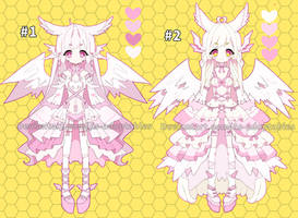 Angel princess  adoptables open