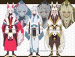 Kitsune adoptables Closed